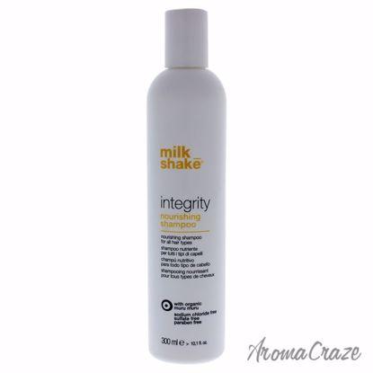 Integrity Nourishing Shampoo by Milk Shake for Unisex - 10.1