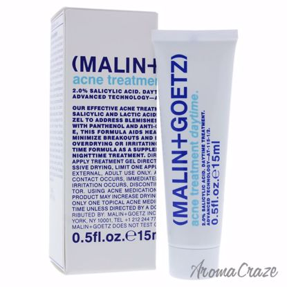 Acne Treatment Daytime by Malin + Goetz for Unisex - 0.5 oz Treatment - Dietary Supplements | Vitamin Supplements | AromaCraze.com