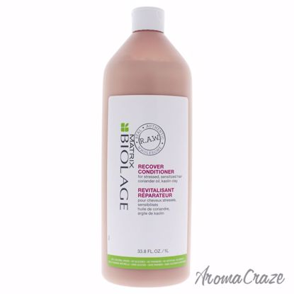 Biolage Raw Recover Conditioner by Matrix for Unisex - 33.8