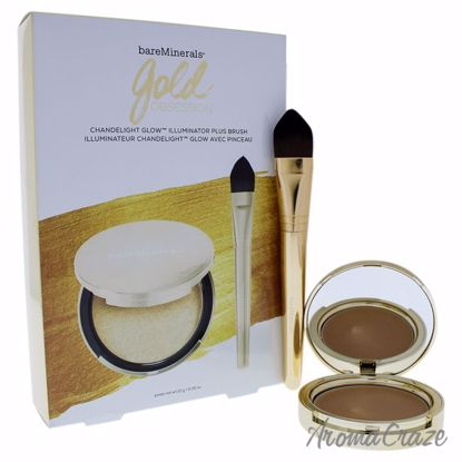 Gold Obsession Set by bareMinerals for Women - 2 Pc Set 0.35oz Chandelight Glow Illuminateur, Comple - Makeup Kits | Makeup Sets for Women | Womens Makeup Kit | Makeup Gift Sets | Makeup Kit Brands | Makeup Set For Beginners | Professional Makeup Kits For Sale | AromaCraze.com