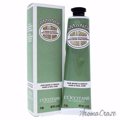 Almond Delicious Hands Cream by LOccitane for Unisex - 2.5 o