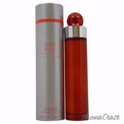 360 Red by Perry Ellis for Men - 6.8 oz Eau De Toilette Spra