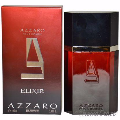 Loris Azzaro Pour Homme Elixir by Loris Azzaro for Men - 3.4