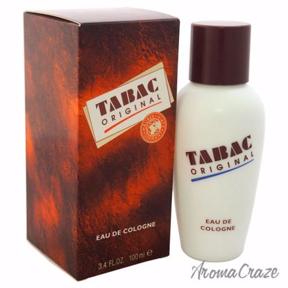 Tabac Original by Maurer & Wirtz for Men - 3.4 oz EDC Splash