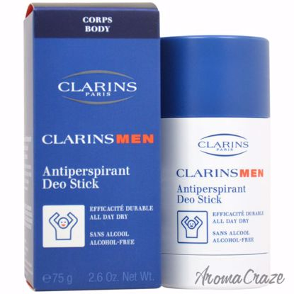 Antiperspirant Deo Stick by Clarins for Men - 2.6 oz Deodora