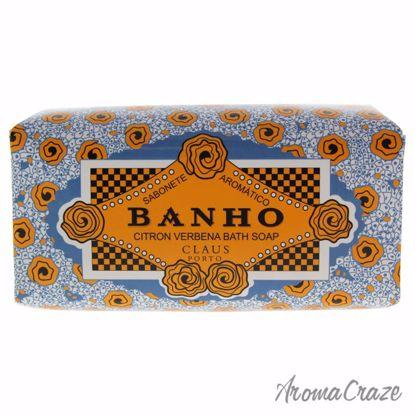 Banho Citron Verbena Bath Soap by Claus Porto for Unisex - 5