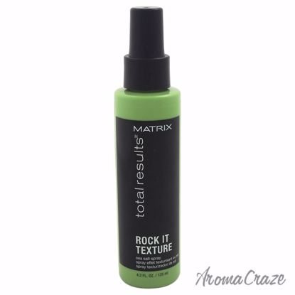 Total Results Rock It Texture Spray by Matrix for Unisex - 4