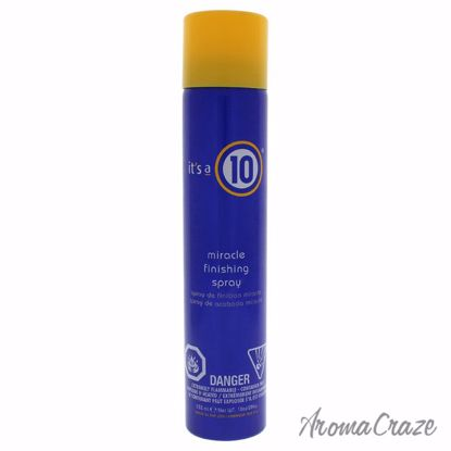 Miracle Finishing Spray by Its A 10 for Unisex - 11 oz Spray