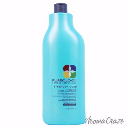 Strength Cure Conditioner by Pureology for Unisex - 33.8 oz