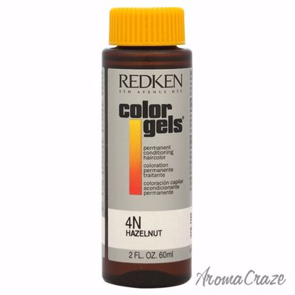Color Gels Permanent Conditioning Haircolor 4N - Hazelnut by