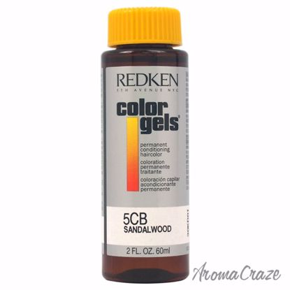 Color Gels Permanent Conditioning Haircolor 5CB - Sandalwood