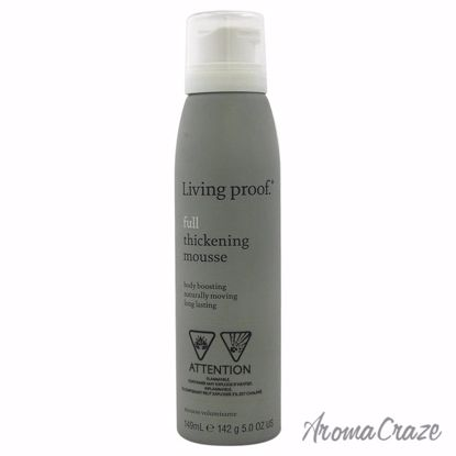 Full Thickening Mousse by Living Proof for Unisex - 5 oz Mou