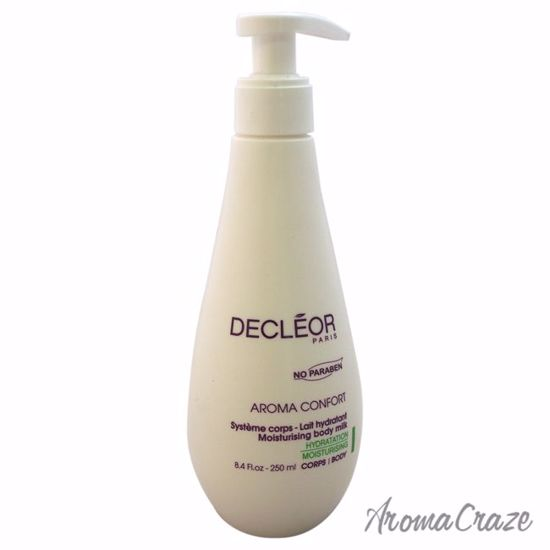 Aroma Confort Moisturizing Body Milk by Decleor for Unisex -