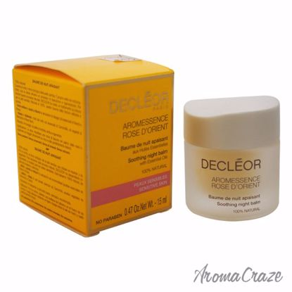 Aromessence Rose DOrient Soothing Night Balm by Decleor for Unisex - 0.47 oz Balm - Lip Care Products | Lip Balm | Lip Shimmer | Lip Moisturizers | Best Selling Lip Care Products | All Natural Skin care | AromaCraze.com