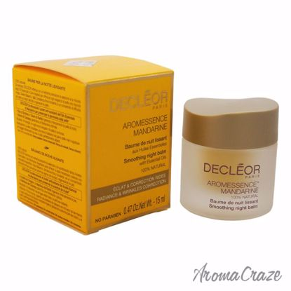 Aromessence Mandarine Smoothing Night Balm by Decleor for Unisex - 0.47 oz Balm - Lip Care Products | Lip Balm | Lip Shimmer | Lip Moisturizers | Best Selling Lip Care Products | All Natural Skin care | AromaCraze.com