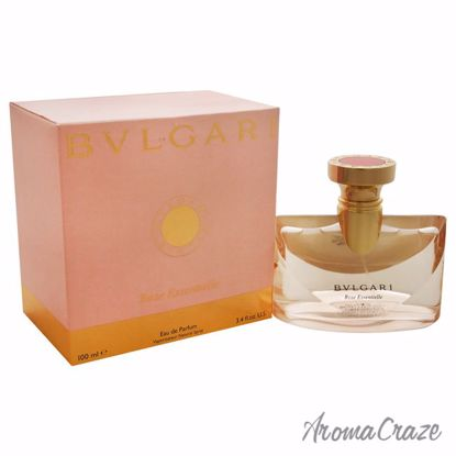 Bvlgari Rose Essentielle by Bvlgari for Women - 3.4 oz EDP S