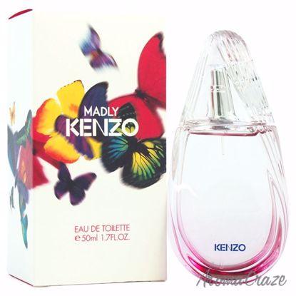 Kenzo Madly by Kenzo for Women - 1.7 oz EDT Spray