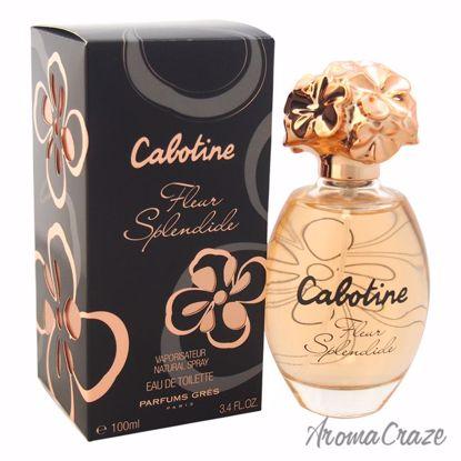 Cabotine Fleur Splendide by Parfums Gres for Women - 3.4 oz
