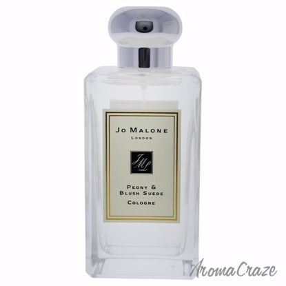 Peony & Blush Suede by Jo Malone for Women - 3.4 oz Cologne
