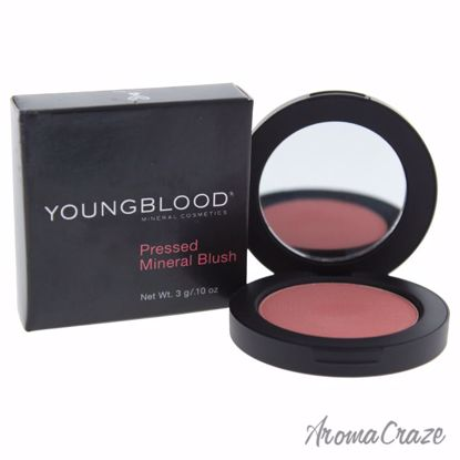 Pressed Mineral Blush - Blossom by Youngblood for Women - 0.