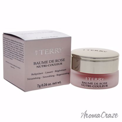 Baume de Rose Nutri-Couleur - # 1 Rosy Babe by By Terry for Women - 0.24 oz Balm - Lip Care Products | Lip Balm | Lip Shimmer | Lip Moisturizers | Best Selling Lip Care Products | All Natural Skin care | AromaCraze.com