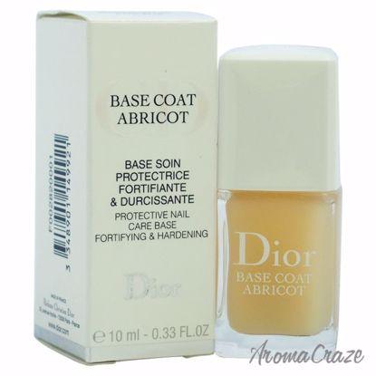 Base Coat Abricot - Protective Nail Care Base Fortifying & H