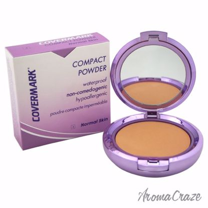 Compact Powder Waterproof - # 4 - Normal Skin by Covermark f