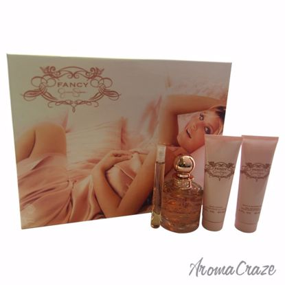 Fancy by Jessica Simpson for Women - 4 Pc Gift Set 3.4oz EDP