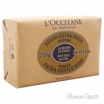 Shea Butter Extra Gentle Soap - Verbena by LOccitane for Uni