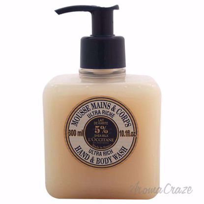Shea Butter Ultra Rich Hand & Body Wash by LOccitane for Uni