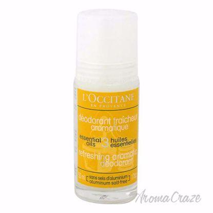 Refreshing Aromatic Deodorant by Loccitane for Unisex - 1.7