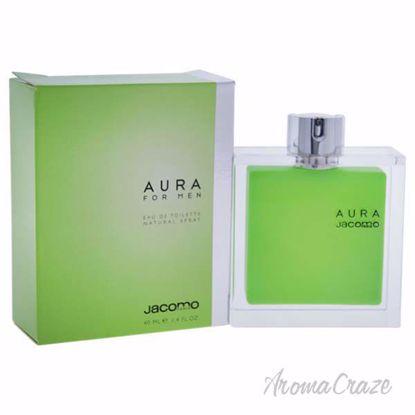 Aura by Jacomo for Men - 1.4 oz EDT Spray