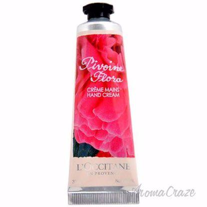 Pivoine Flora by LOccitane for Women - 1 oz Hand Cream
