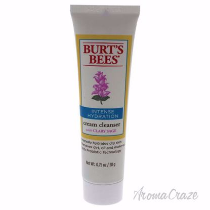 Intense Hydration by Burts Bees for Unisex - 0.75 oz Cream Cleanser - Face Care Products | Facial Care Products | All Natural Skin care | Best Anti Aging Skin Care Products | AromaCraze.com