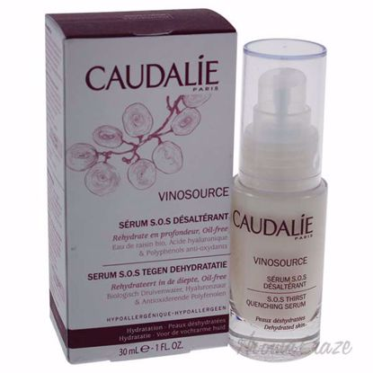 Vinosource S.O.S Thirst Quenching Serum by Caudalie for Wome