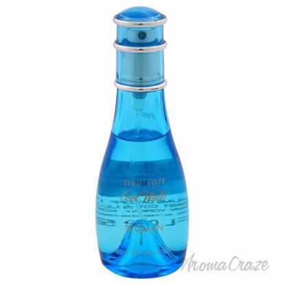 Cool Water by Zino Davidoff for Women - 1.7 oz EDT (Unboxed)