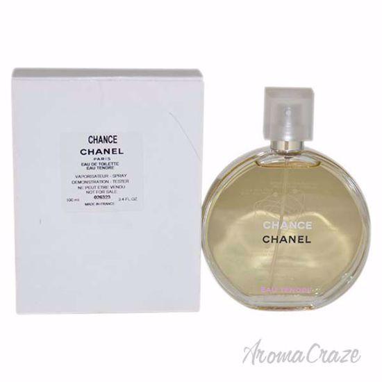 Chance By Chanel For Women 34 Oz Edt Spray Tester Aromacraze