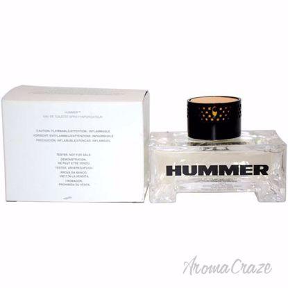 Hummer by Hummer for Men - 4.2 oz EDT Spray (Tester)