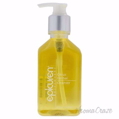 Citrus Herbal Cleanser by Epicuren for Unisex - 8 oz Cleanse
