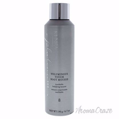 Platinum Voluminous Touch Root Mousse - 8 by Kenra for Unise