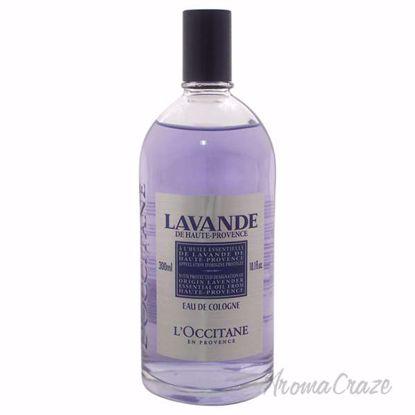 Lavender Eau de Cologne by LOccitane for Unisex - 10.1 oz ED