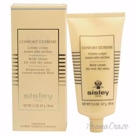 Confort Extreme Body Cream by Sisley for Unisex - 5.2 oz Bod