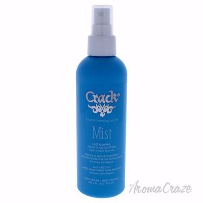 Mist Leave In Conditioner Spray by Crack for Women - 6 oz Mi