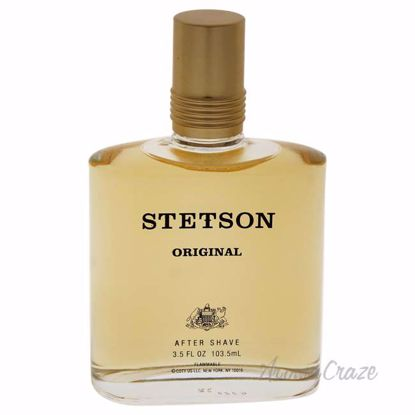 Stetson Original by Coty for Men - 3.5 oz After Shave (Unbox