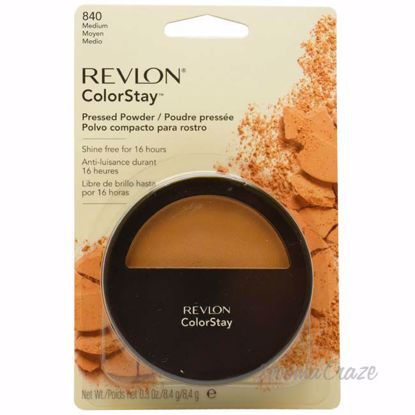 ColorStay Pressed Powder with Softflex # 840 Medium by Revlo