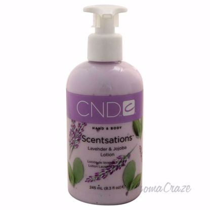 Scentsations - Lavender & Jojoba by CND for Unisex - 8.3 oz