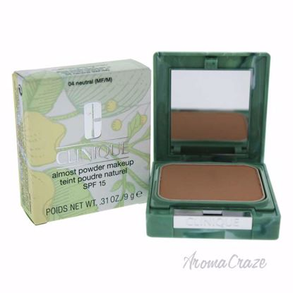 Almost Powder MakeUp SPF 15 - # 04 Neutral by Clinique for W