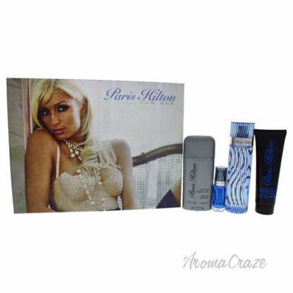 Paris Hilton by Paris Hilton for Men - 4 Pc Gift Set 3.4oz E