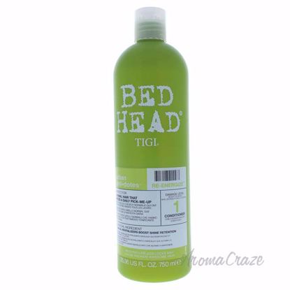 Bed Head Urban Antidotes Re-energize Conditioner by TIGI for Unisex - 25.36 oz Conditioner - Hair Conditioner | Best Hair Conditioners | hair conditioner for dry hair | hair conditioner for womens | Moisturizing Hair Conditioner | Hair Care Products | AromaCraze.com