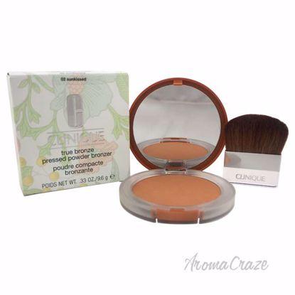 True Bronze Pressed Powder Bronzer - # 02 Sunkissed by Clini